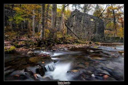 Mill Creek Mill at Blanchard Springs