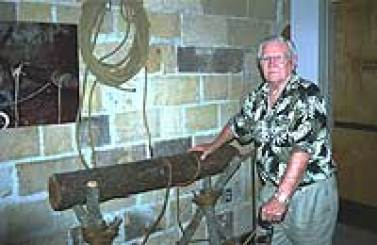 blanchard springs dripstone discoverer
