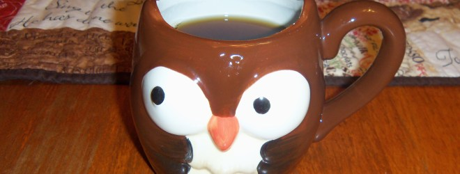 Owl Have a Cup of Ritual, Please
