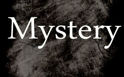 So, Can You Solve This Mystery?