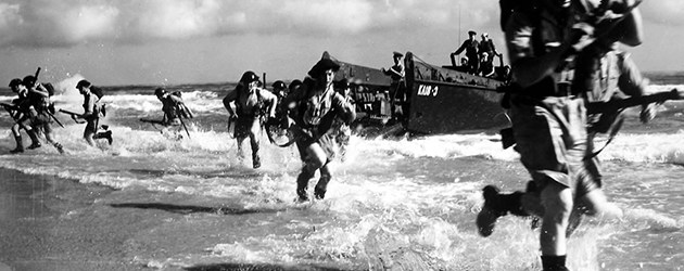 Remembering the Men of D-Day