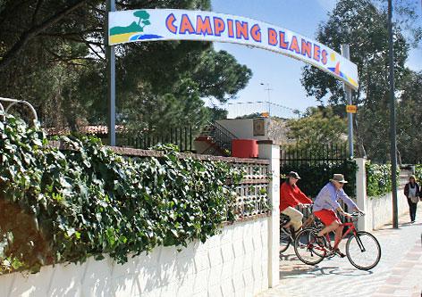 Camping Blanes