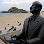 Carl Faust. El famoso turista de Blanes