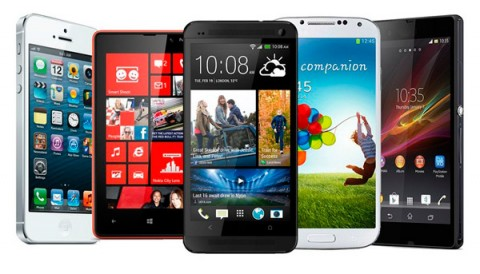 Los móviles chinos baratos