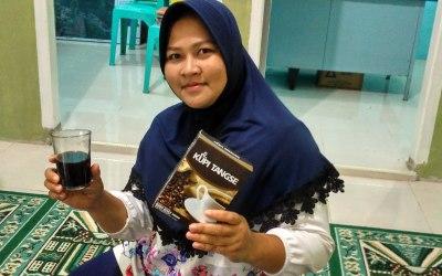 BUMG Bukit Indah Gampong Blang Dhod Launching Produk Kopi