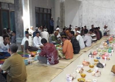 Buka Puasa Bersama di Meunasah Gampong Blang Dhod