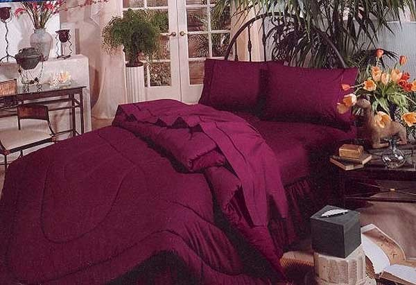 two tone reversible solid color dorm room comforter extra long twin size choose from 18 colors
