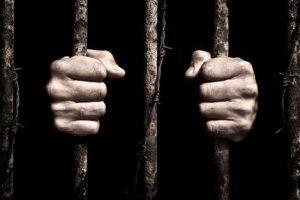 Behind bars by Bentem Joseph