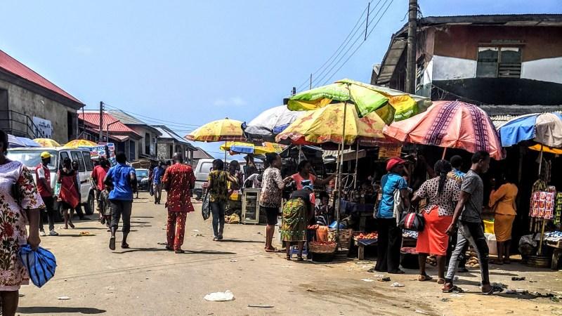 Watt market, Calabar