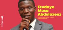 Etudaye Musa Abdulazeez