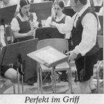 Frühjahrskonzert 2004 -Bericht- (Münchner Merkur, 6.4.2004)