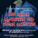 """Frühjahrskonzert 2009 """"Von Hexen, Zauberern und bösen Geistern"""""""