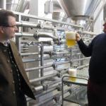 Brauereibesichtigung Aying