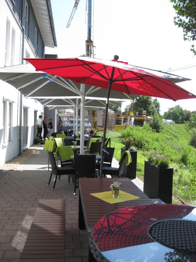 Biergarten Hotel Reich a.d.Rems