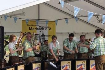 Sommerfest Marbach