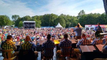 Woodstock der Blasmusik 2016