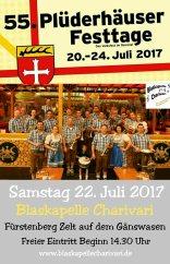 Plüderhäuser Festtage 2017