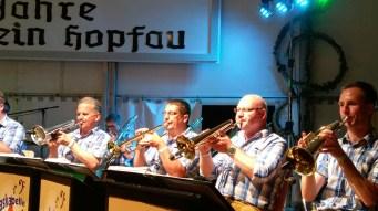 Jubiläumsfest 50 Jahre MV Hopfau