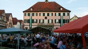 Murrhardter Stadtfest 07.07.2017