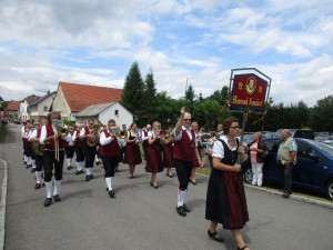 Jubiläumsfest Neundorf 2017