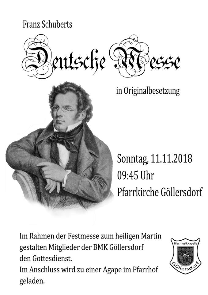 Veranstaltungen - Marktgemeinde Gllersdorf