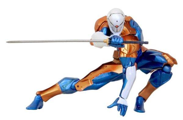 Kaiyodo-Revolmini-Cyborg-Ninja-5
