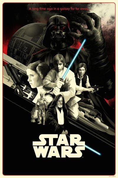 Star Wars by Matt Taylor Variant