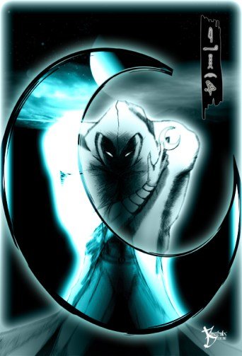Moon Knight fan art