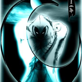 Moon Knight fan art