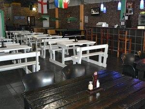 Restaurant at Blasters Mossel Bay