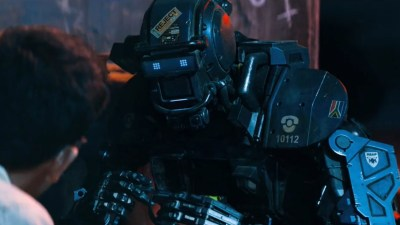Neill Blomkamp returns once again to ideas sci-fi with Chappie