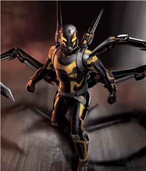 Cover van Entertainment Weekly met Paul Rudd als Ant-Man