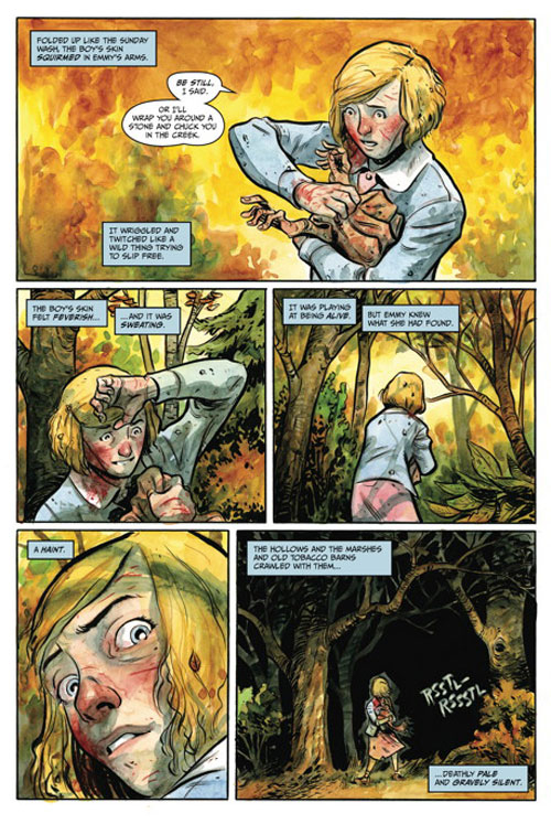 Image result for harrow county