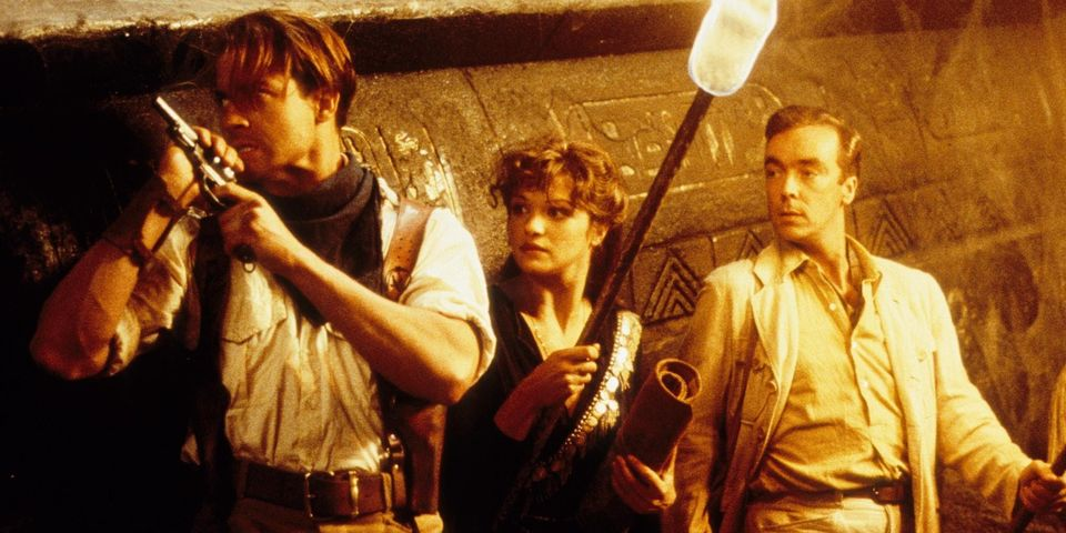 Image result for The Mummy 1999 eyes