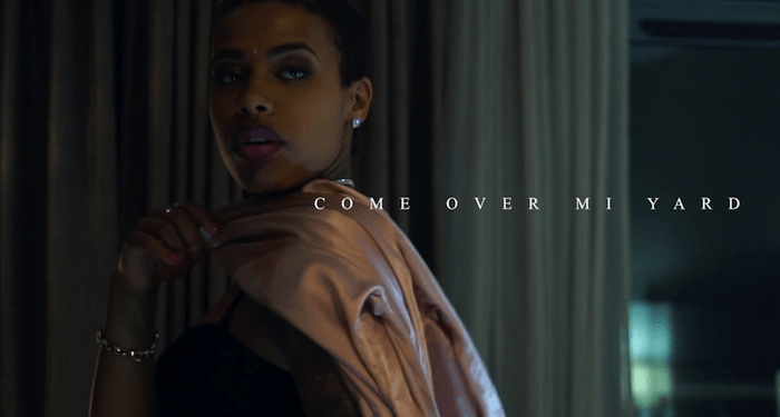 Trillary Banks, Come Over Mi Yard, new, music, video