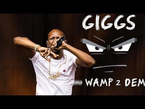 giggs wamp 2 dem artwork mixtape