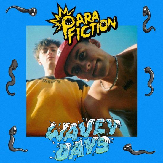 Para Fiction, Wavey days, brighton