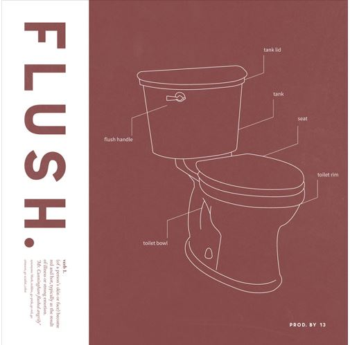 abhi the nomad, flush