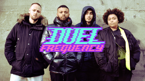 pirate studios, Duel Frequency