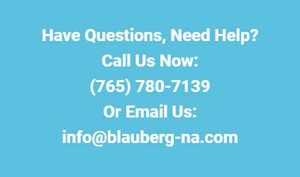 Contact Blauberg NA