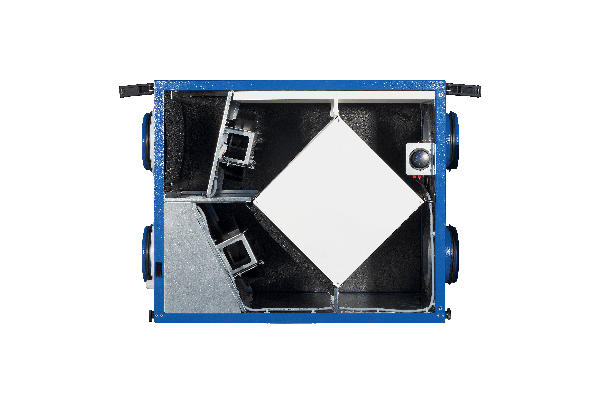 ERV-H HRV-H Suspended Condo Ventilator Core