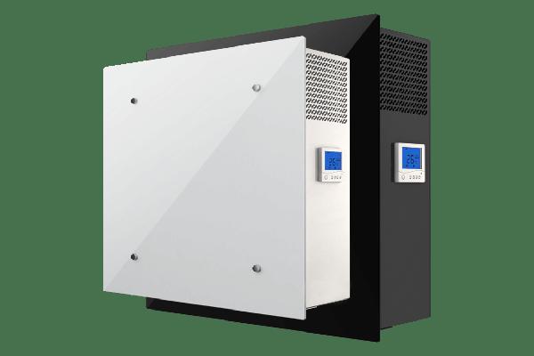 Freshbox 100 Energy Recovery Ventilator Black