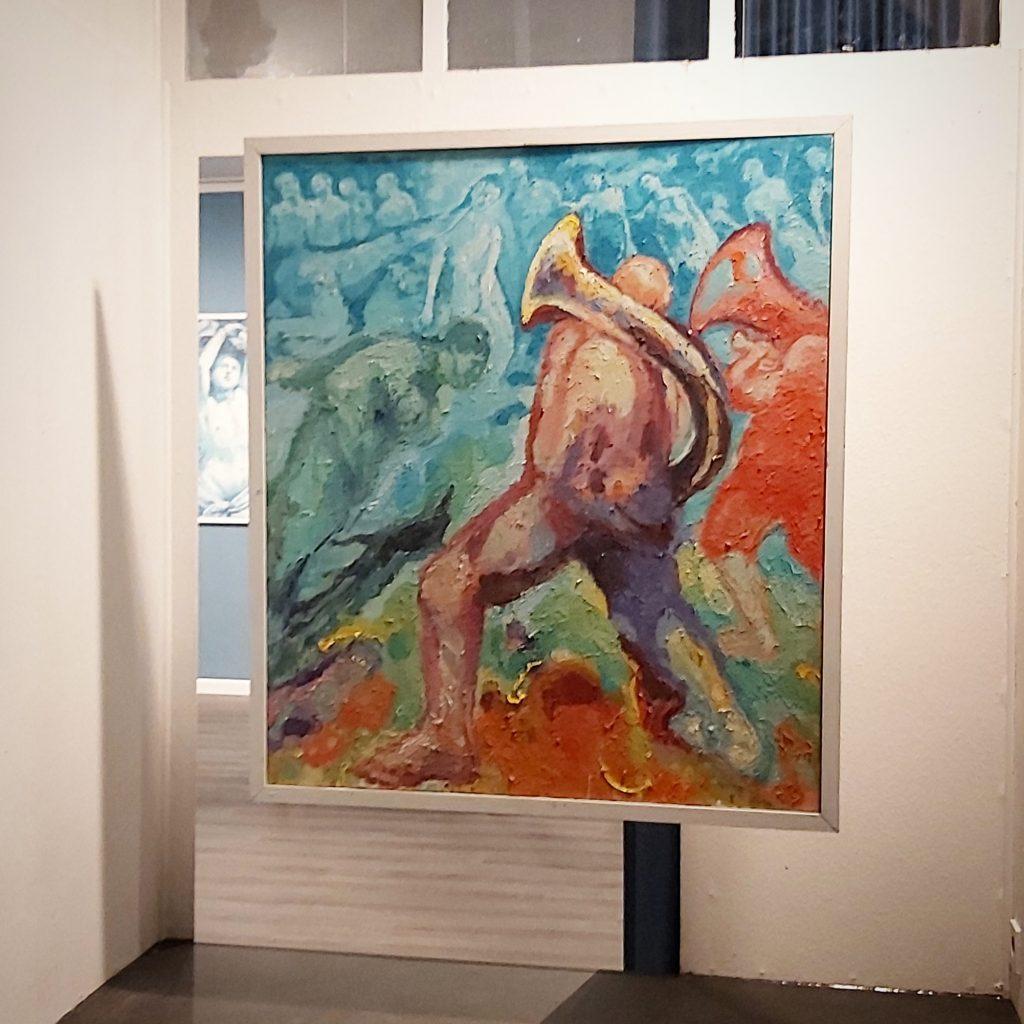 Friedrich Rohm   Blauer Salon   OPERiAMO