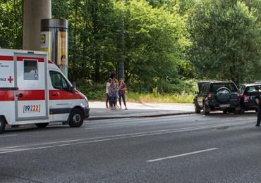Wende-Unfall auf der Stader Straße - 3 Personen verletzt