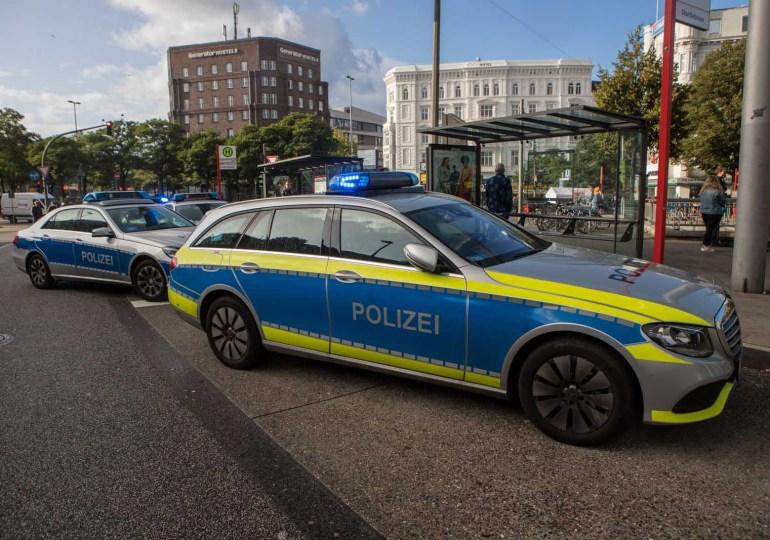 Festnahme nach Verdacht des Drogenhandels in Hamburg-Altona