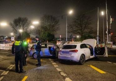 Rotlichtcrash an der Alster - Mercedesfahrer unter Alkoholverdacht!
