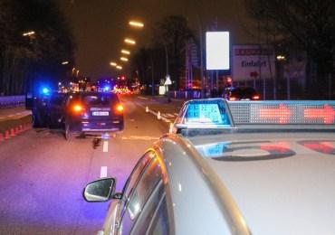 Frontalcrash auf der Kieler Straße - 63- jähriger verletzt in Klinik