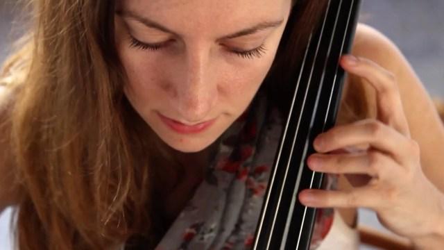 Kourtney Newton, Cellist