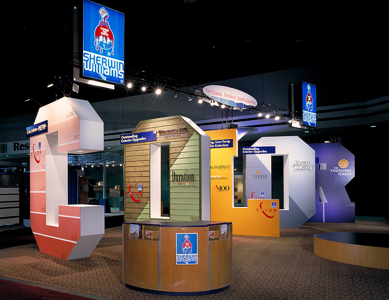 Trade Show Booth Design Tradeshow Exhibit Ideas Amp Banner