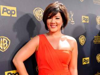 Tessanne Chin at the Daytime Emmy Awards in April 2015.
